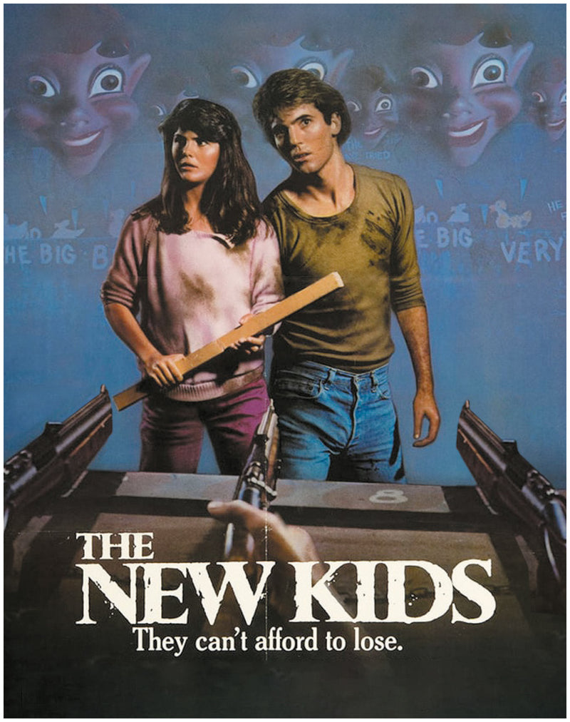 The New Kids (1985) (Limited Edition)