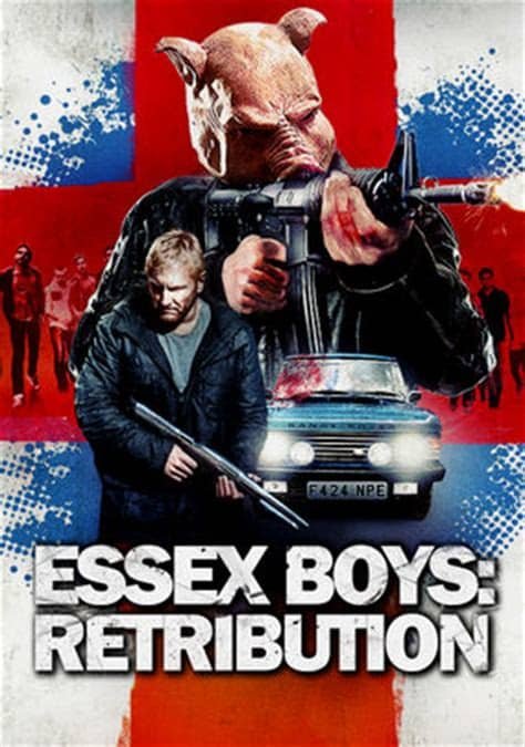 Essex Boys Retribution (Blu-ray)
