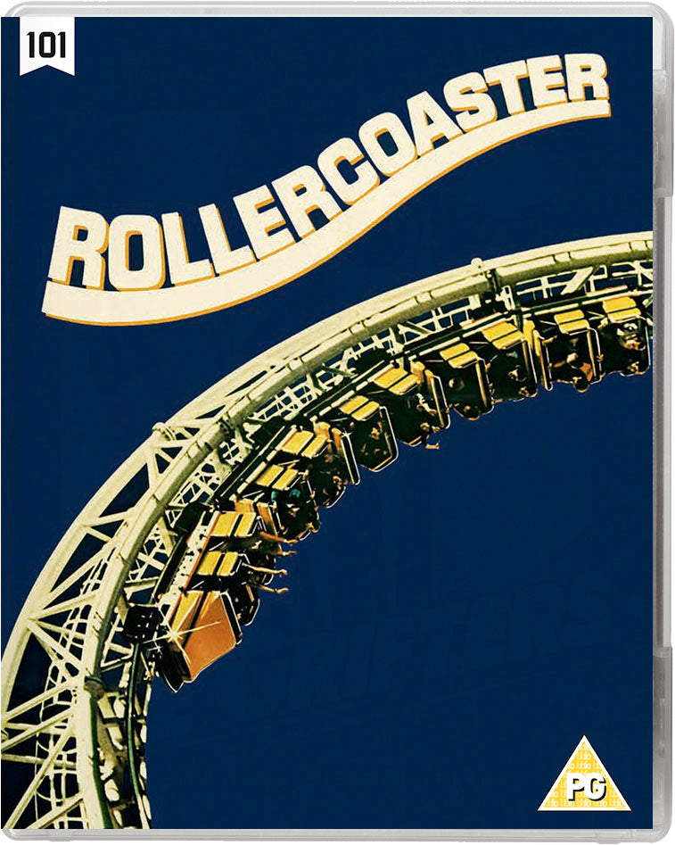 Rollercoaster (1977) (Standard Edition)