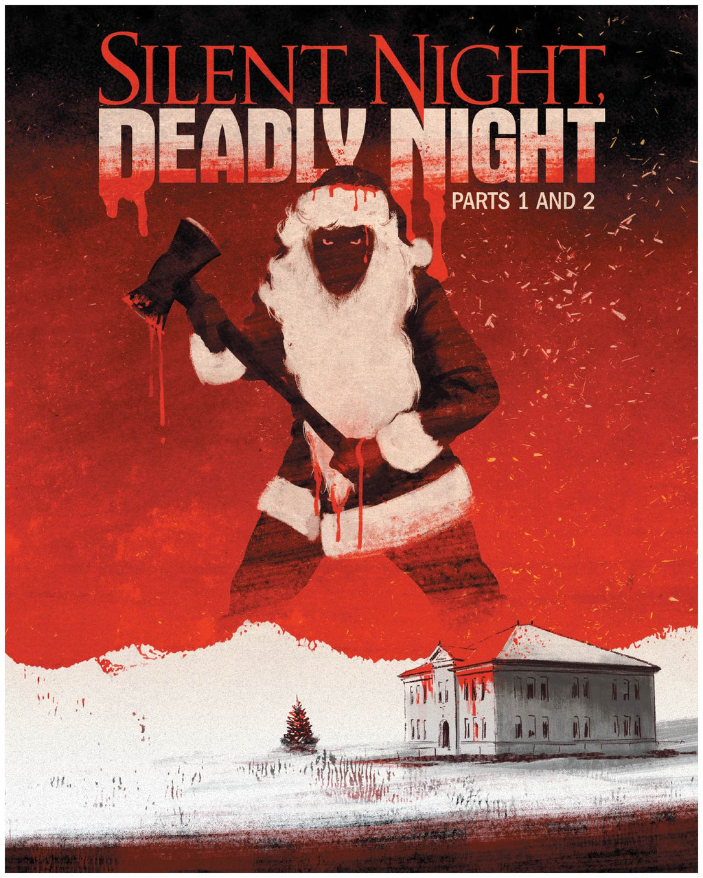 Silent Night Deadly Night 1 & 2 (Limited Edition)