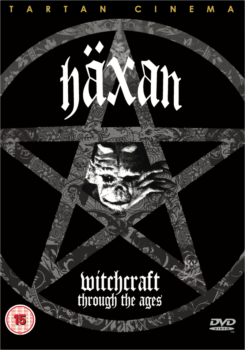 Häxan / Witchcraft Through the Ages (1922/1968) (DVD)