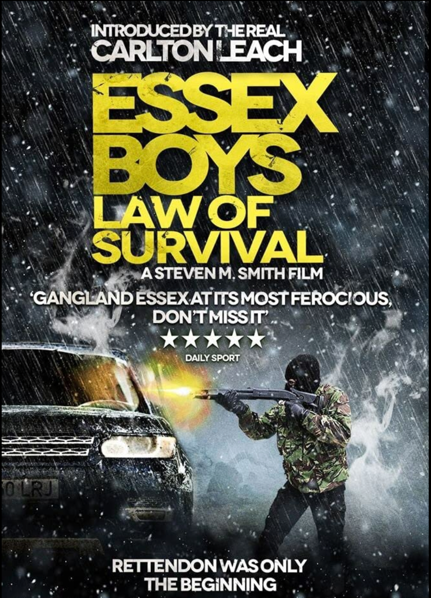 Essex Boys: Law Of Survival (Blu-Ray)