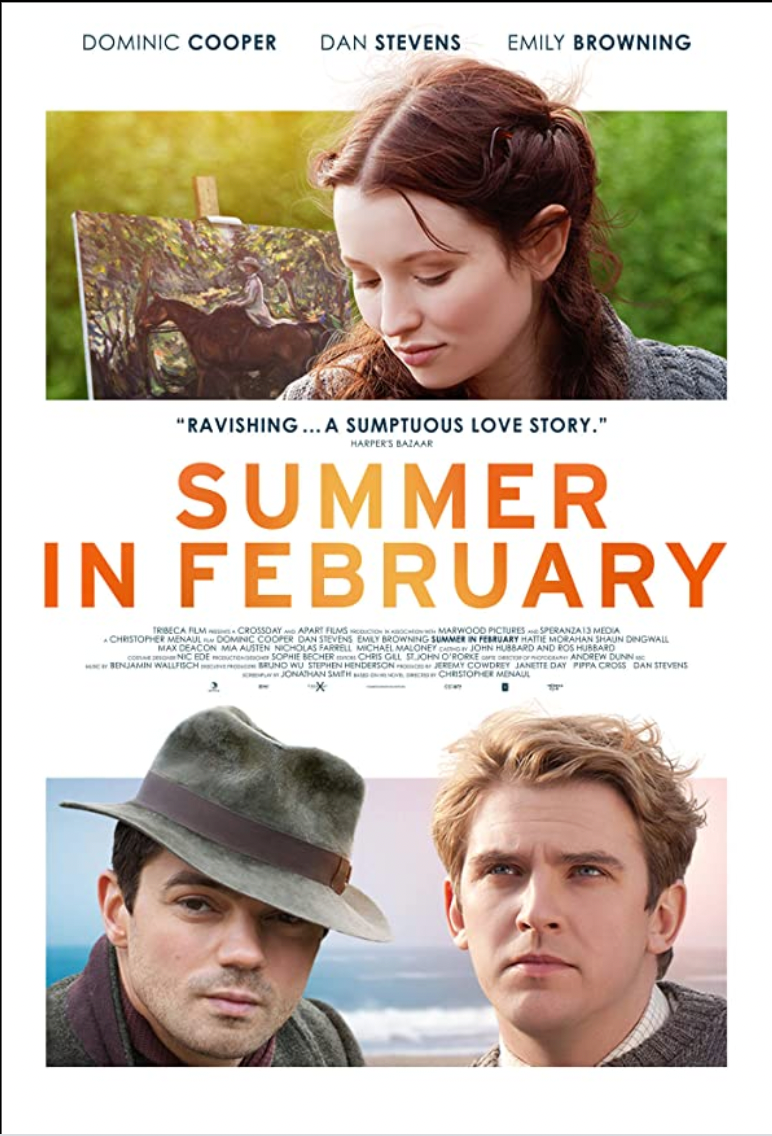 Summer In February (Blu-Ray)