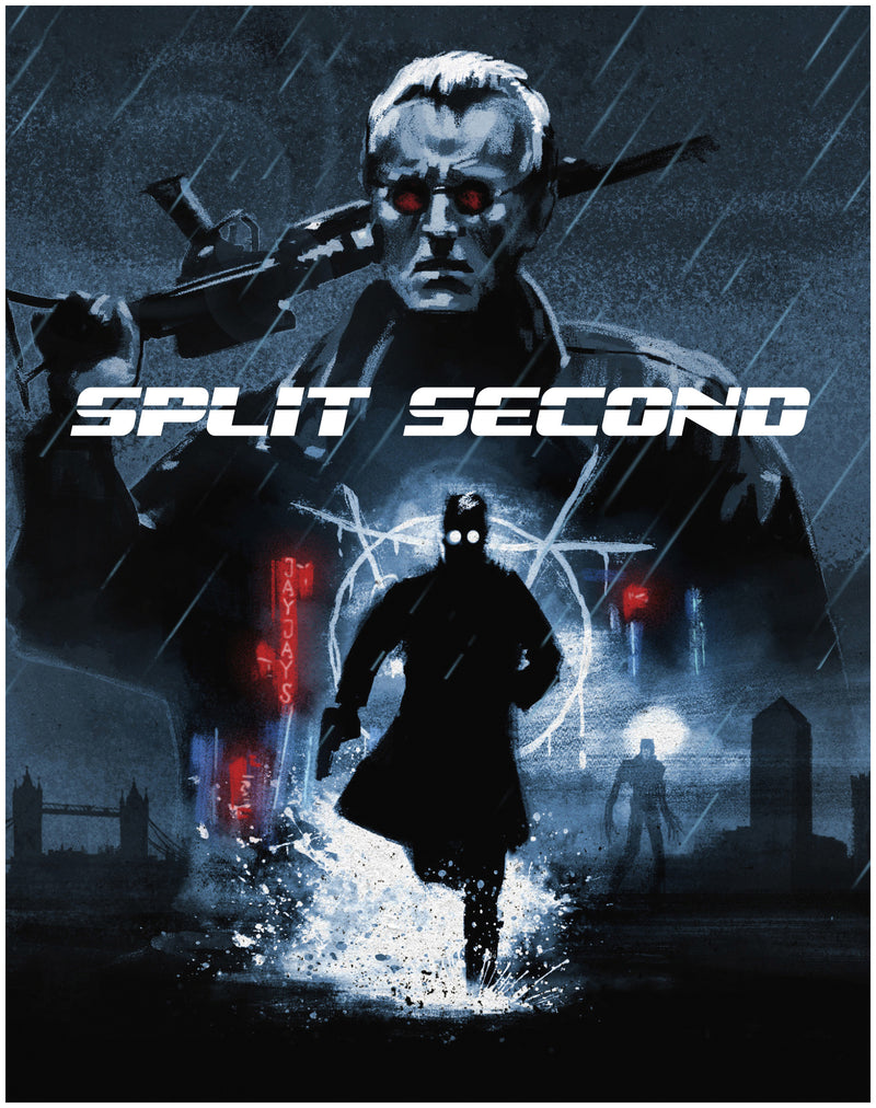 Split Second (1992) (Limited Edition)