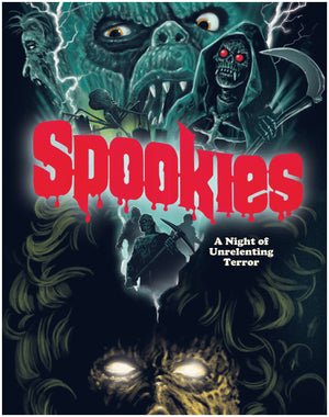 Spookies (1986) (Limited Edition)
