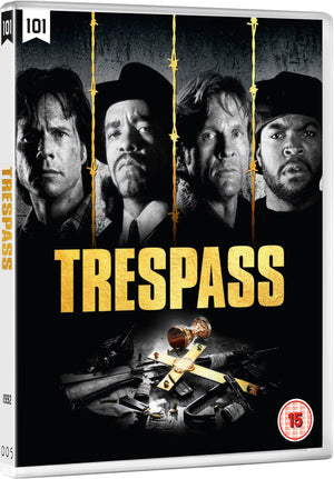Trespass (1992) (Standard Edition)