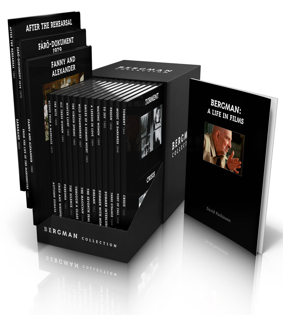 Bergman Collection - Limited Edition 31 disc Box Set (DVD)