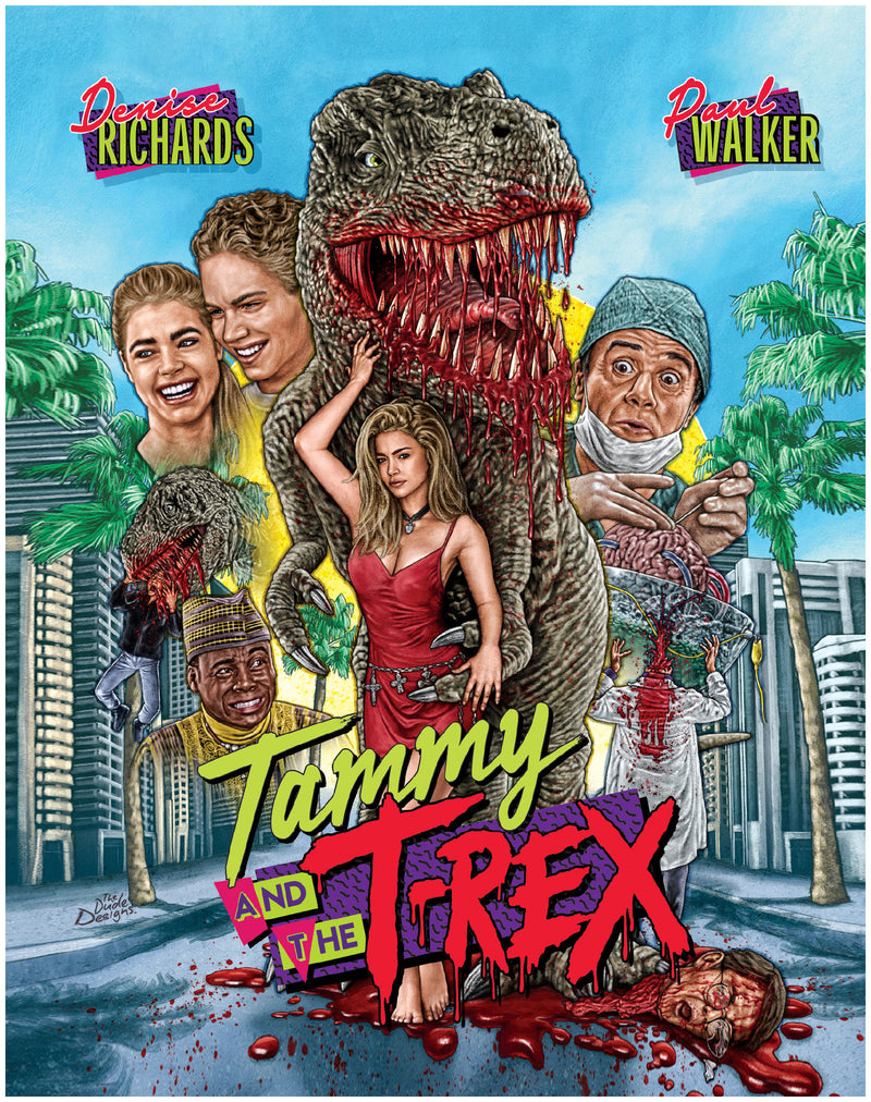 Tammy and the T-Rex (1994) (Limited Edition)
