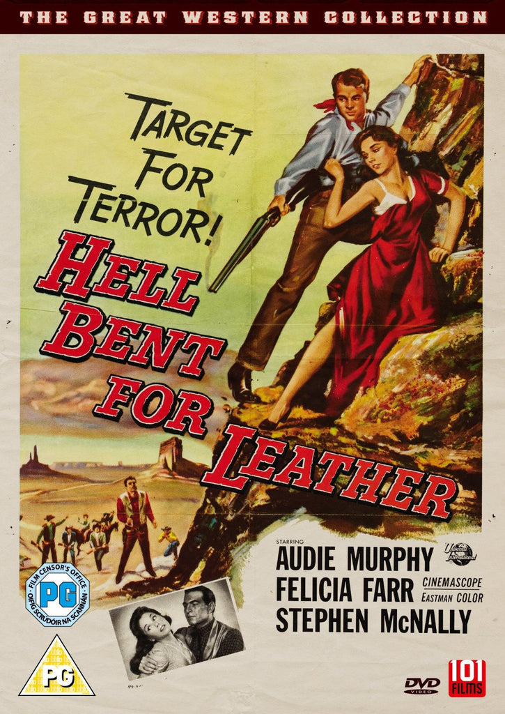 Hell Bent For Leather [DVD]