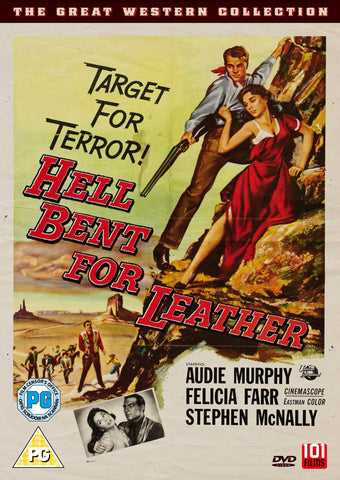 Hell Bent For Leather (1960) (DVD)