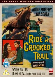 Ride A Crooked Trail (1958) (DVD)