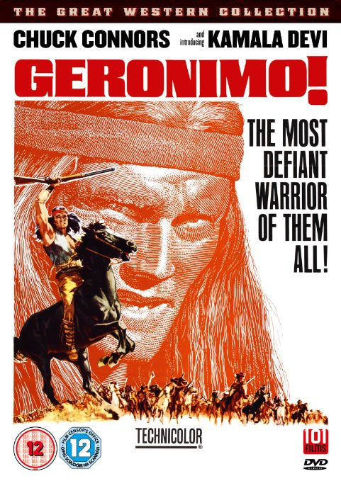 Geronimo (1962) (DVD)
