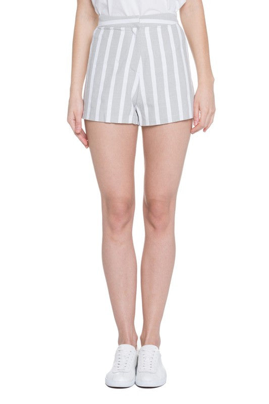 Racing Stripes Shorts