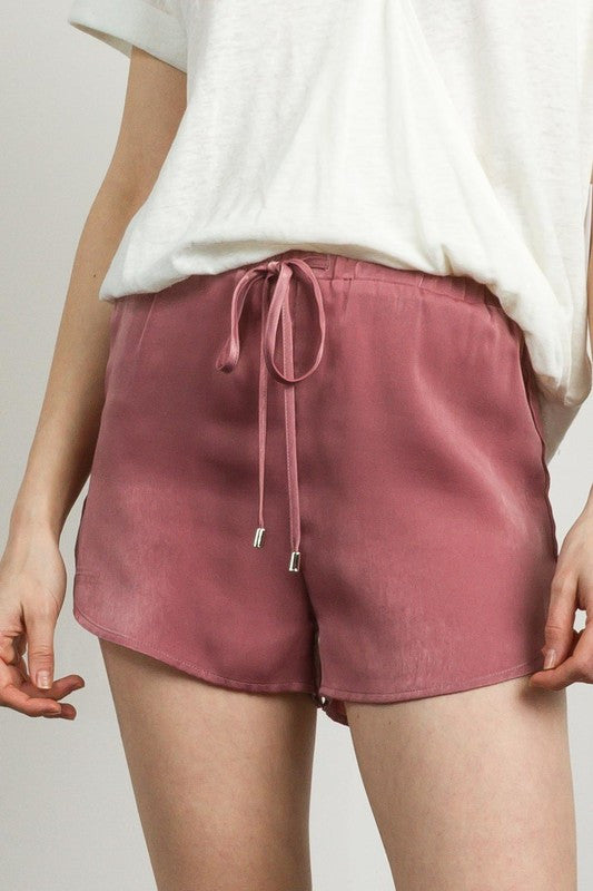 Mauve Lounge Shorts