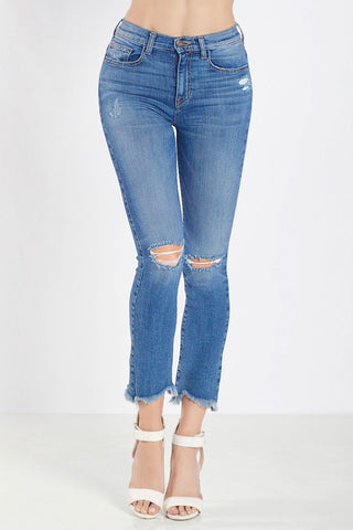H/R Denim Pants