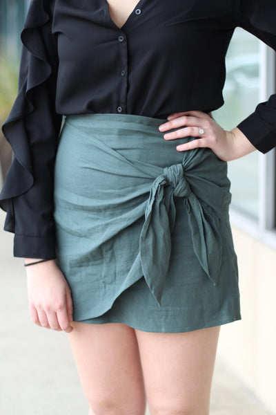 Knot Your Baby Skirt