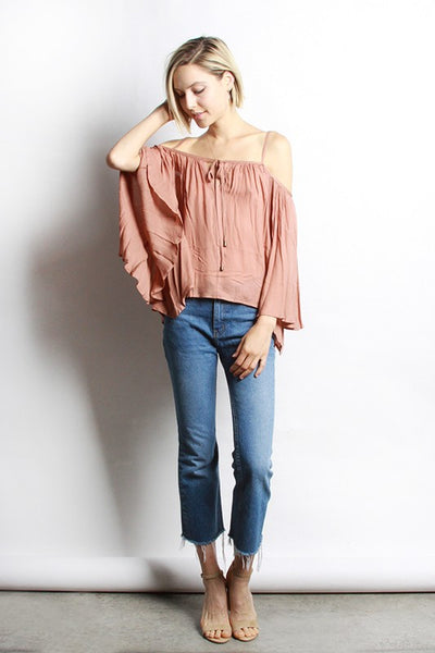 Rust Be Love Top