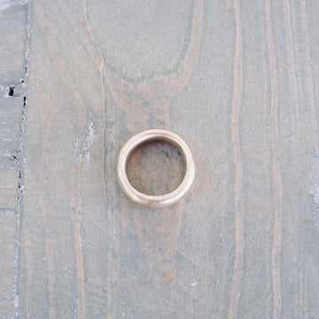 Donut Ring - Gold