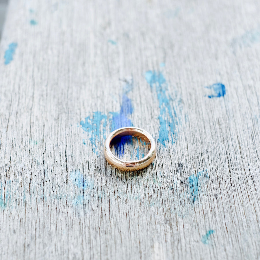 Donut Ring - Rose Gold