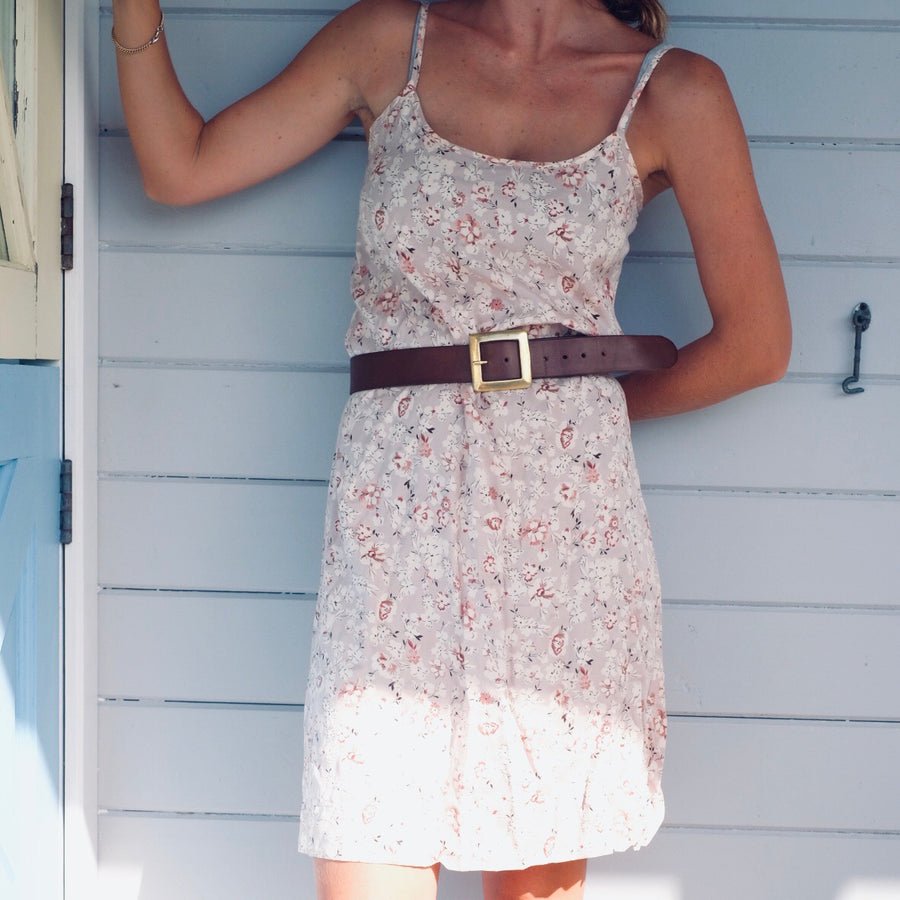 Toiny Dress - Blush Floral