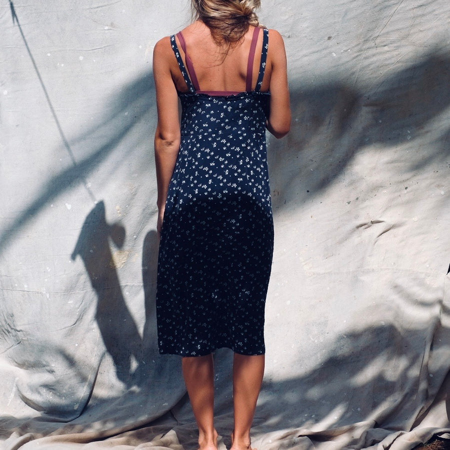 Cypress Dress - Ditsy