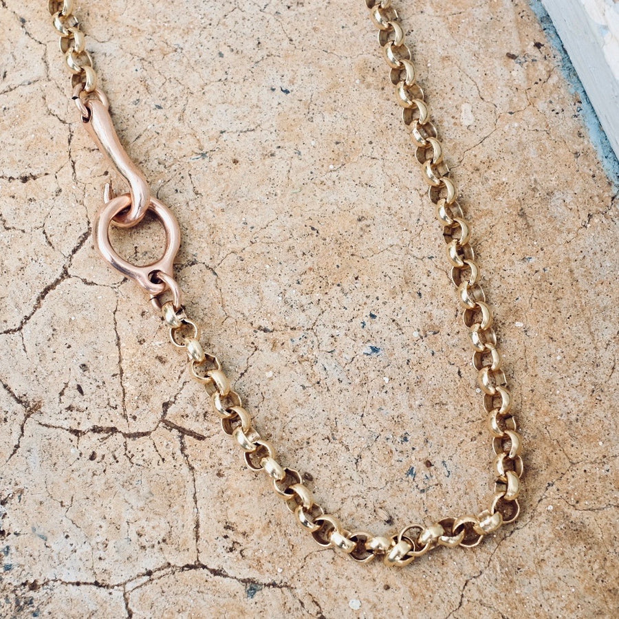 Rose Rollo Chain - 20 Inch