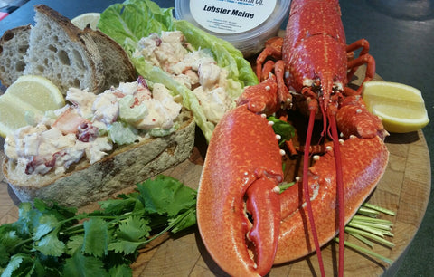 Lobster Maine ( Padstow Style) 500g
