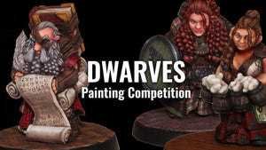 Dwarf Painting Competition 2018