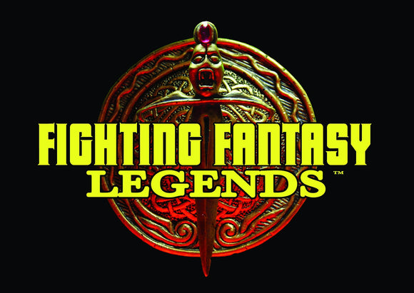 Fighting Fantasy Legends: 28mm Resin Miniatures