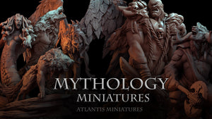 Mythology Kickstarter: How does it work?