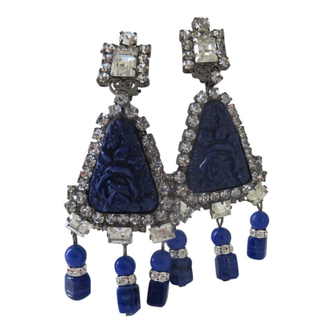 Moans Couture Earrings
