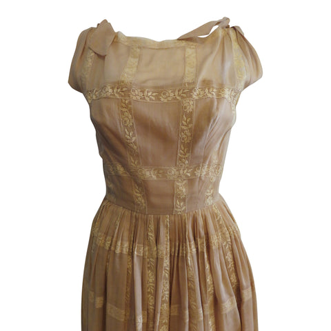 1950 party dress