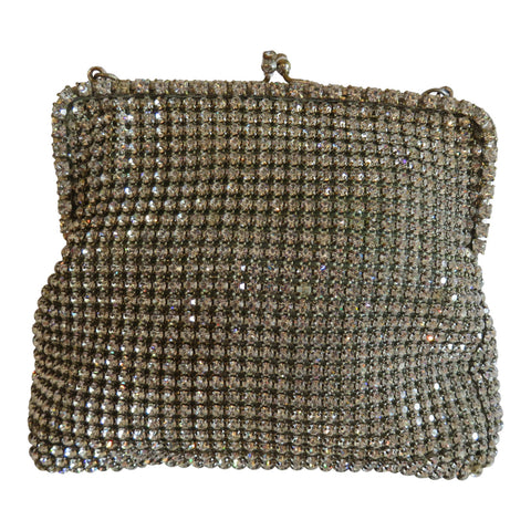 1940 Rhinestone evening bag