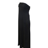 Vintage Black Silk Armani Gown