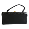 1950 vintage black Soure mint condition handbag