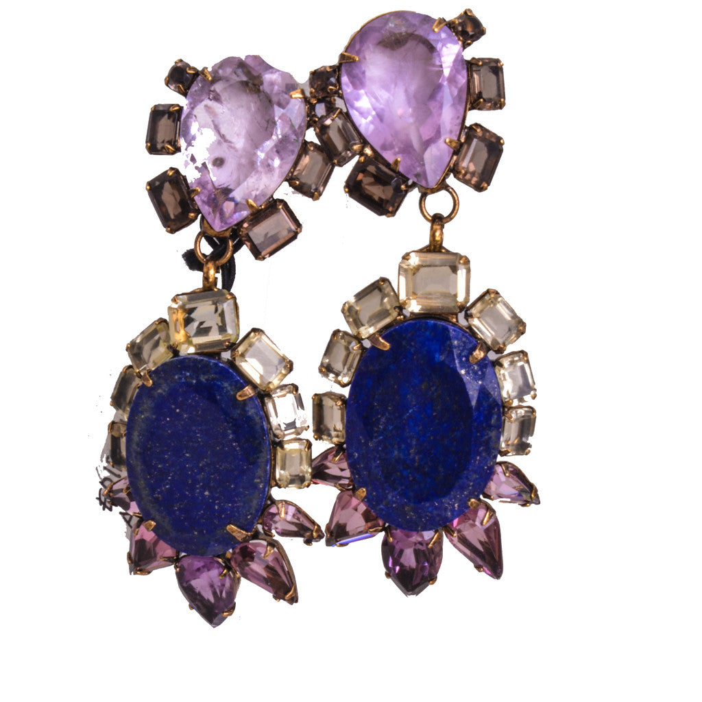 Iradj Moini Earrings - Lulu's Vintage