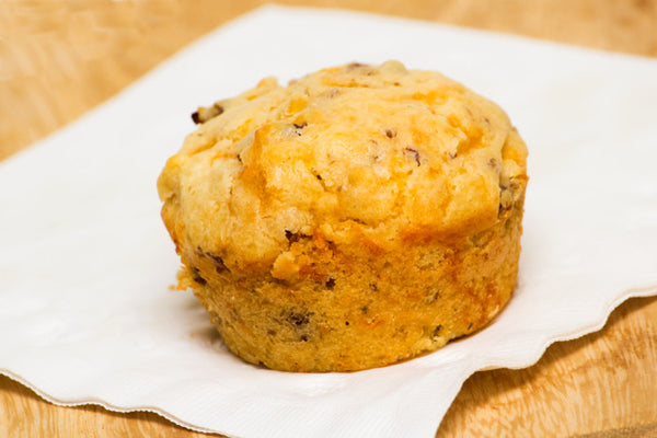 Breakfast Buzz Muffins