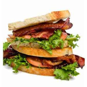 Candied Bacon BLT
