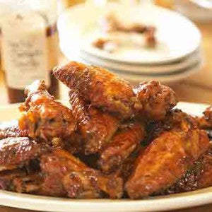 Citrus Teriyaki Chicken Wings