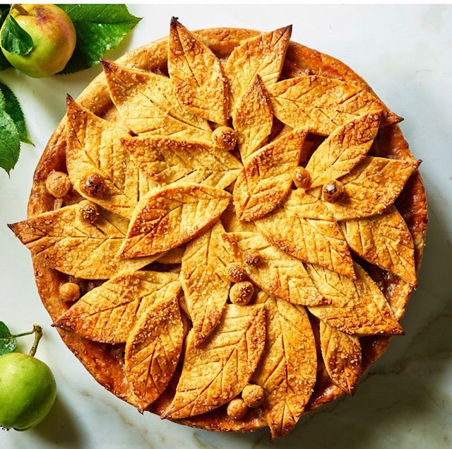 Brown Butter Apple Pie