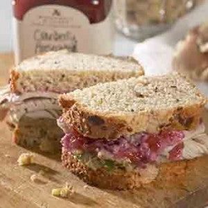 Pilgrim Turkey Sandwich