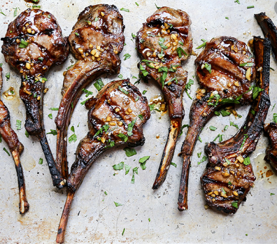 Sierra Seasoning's Not Game-y Roasted Rack of Lamb