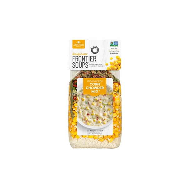 Illinois Prairie Corn Chowder Mix