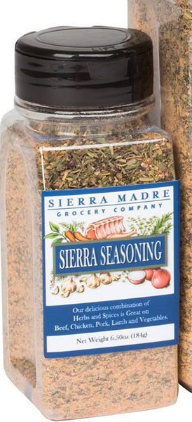 Sierra Seasoning