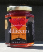 Millicent's Champagne Red Pepper Jelly