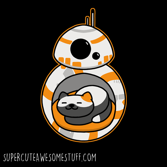 BB8 Atsume T-Shirt