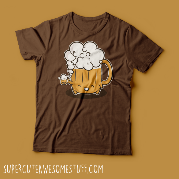 Beer Monster T-Shirt