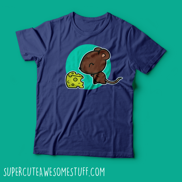 Cute Mouse T-Shirt
