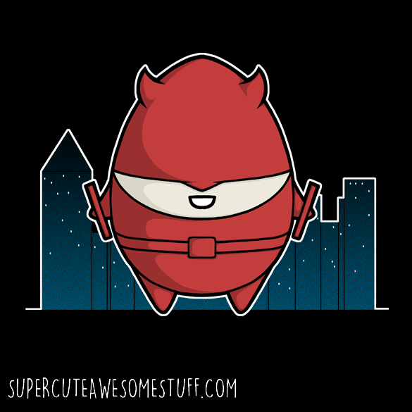 Daredevilled Egg T-Shirt