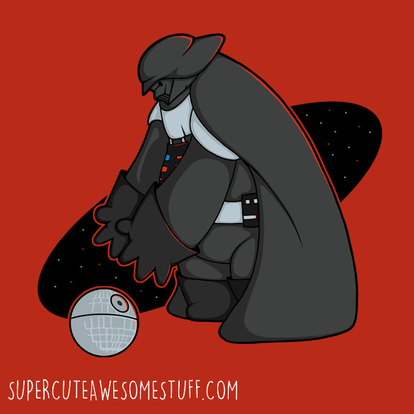Darth Hero Sith T-Shirt